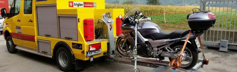 Vleka motornih vozil